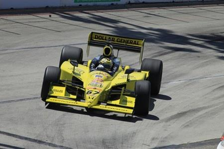 Graham Rahal Driving For Legendary Father's Team At Indy