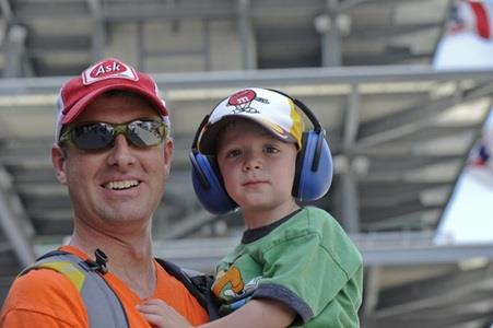 New Area Adds More Free Family Fun On Brickyard 400 Race Day