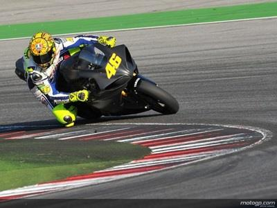 Rossi Rides For First Time Since Injury, Eyes Rapid Return