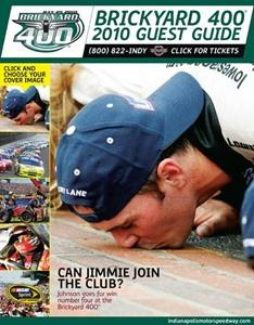 Free Digital Brickyard 400 Guest Guide Available Now For Fans