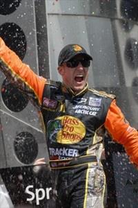 McMurray Earns Historic Brickyard 400 Victory For Ganassi
