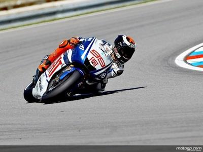 Lorenzo Tops Brno Test; 'Team Texas' Strong Heading To Indy