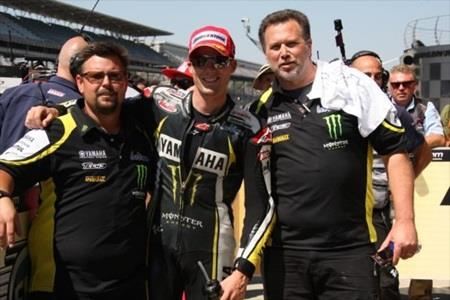 A Conversation With ... Ben Spies, Jorge Lorenzo, Nicky Hayden, Julian Simon and Marc Marquez