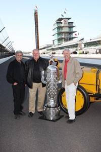 Four-Time '500' Winners Foyt, Mears, Unser Lead 'The Greatest 33'