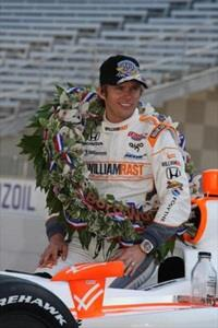 Wheldon Earns $2.56 Million For 100th Anniversary Indianapolis 500 Victory