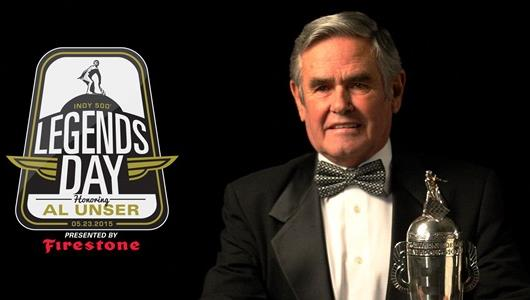 Legends Day Honoring Al Unser presented by Firestone