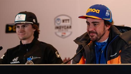 2019 Alonso Press Conference