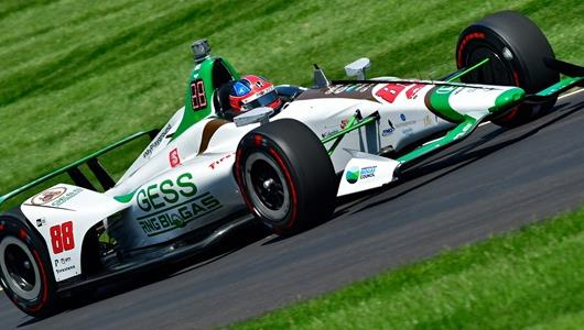 Colton Herta Indy 500