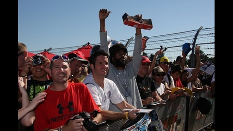 Get Ready To Party On 'Main Street' At Red Bull Indianapolis GP