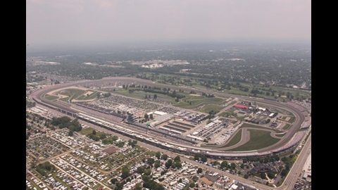Infield Section Of IMS Road Course To Be Repaved In June