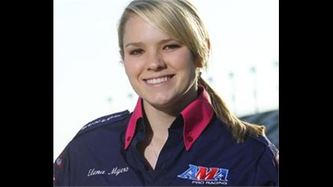Female Racer Myers To Test MotoGP Bike At IMS; Young Americans Get Moto2 Chance