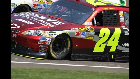 2011 Chase For The Sprint Cup Filled With Brickyard 400 Champions