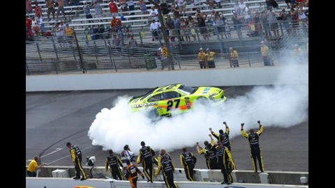 Super Weekend At The Brickyard Is New Twist In 2012 NASCAR Schedule