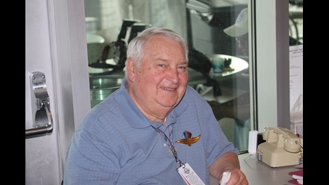 Longtime IMS Media Center Official York Wins Prestigious Racing PR Award