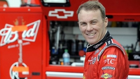 Will Harvick Be Happy?