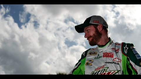 Daytona Q&A With Dale Earnhardt Jr