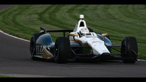 Team, Drivers Happy With Test Of New Car At IMS