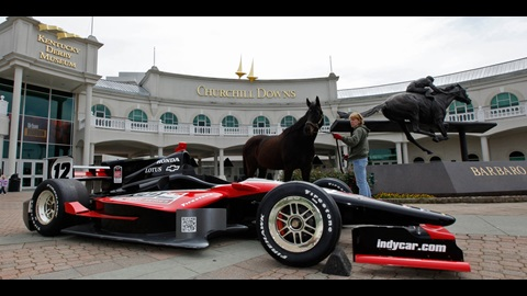 IMS, Churchill Downs Providing Extra Horsepower For Fans