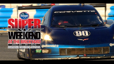 Kroger To Sponsor Super Weekend At The Brickyard