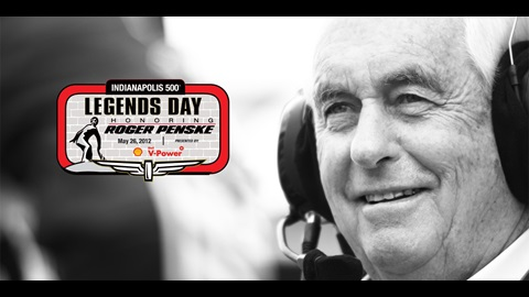 Legendary Short-Track Cars On Display On Legends Day