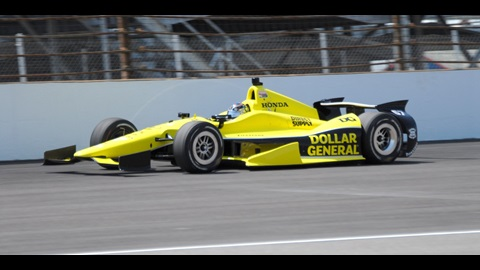 Newgarden Fastest Again In Day Three Practice