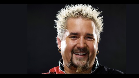'Culinary Rock Star' Fieri To Drive Indianapolis 500 Pace Car