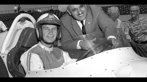 Legendary 1963 '500' Winner Jones To Be Honored May 25 At IMS