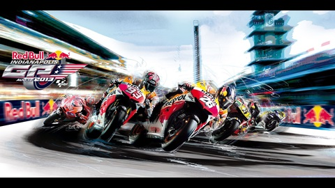 Red Bull Indianapolis GP Set For Aug 16-18 On 2013 MotoGP Schedule