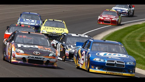 New Qualifying Format For NASCAR Sprint Cup Series Highlights 2013 Competition Changes