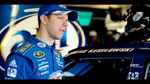 Keselowski On Brink Of Delivering Elusive First Cup Title To Penske