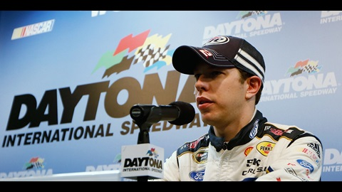 Switch To Ford, New Teammate, Keep Keselowski Motivated For Another Title
