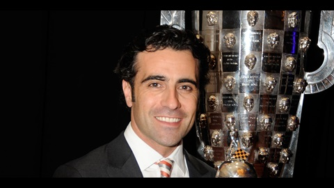 'Baby Borg' Trophy 'Means The Most,' Franchitti Says