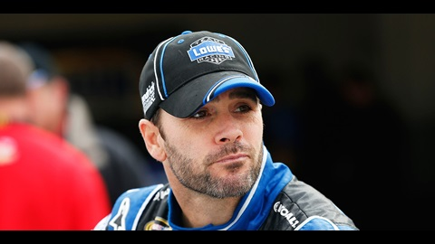 Johnson Eager To Climb Toward NASCAR Pinnacle Again At Daytona