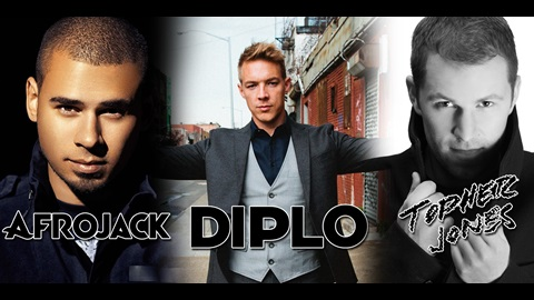 World-Class DJ's Afrojack, Diplo to Perform in Indy 500 Snake Pit
