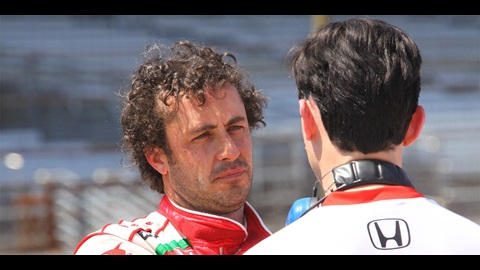 Michel Jourdain Jr. Returns to RLL for the 2013 Indy 500; Office Depot Mexico to Again Sponsor Entry