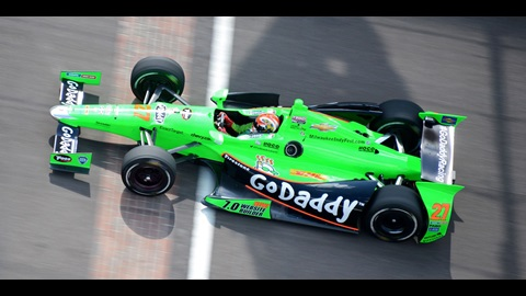 Hinchcliffe Fastest On Day 4