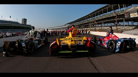 97th Indianapolis 500 Notebook