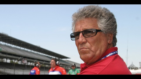 Mario Andretti On The Challenges Of Navigating Turn 1 With Wind Influencing The Car's Handling