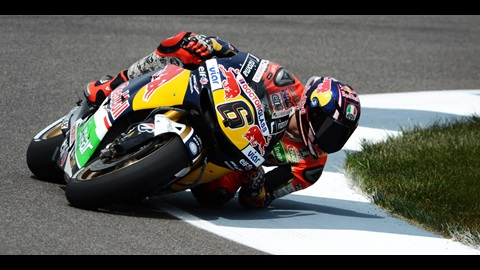 Marquez Paces Opening Day At Red Bull Indianapolis GP