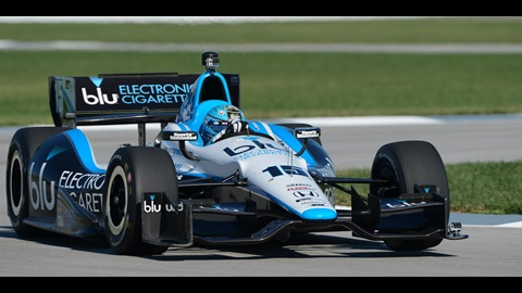 IndyCar Drivers, Officials Enthusiastic After Road Test At IMS
