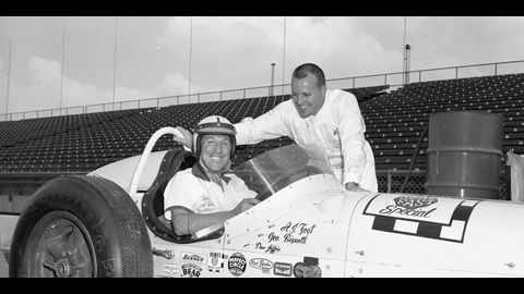 IMS Statement About Passing Of George Bignotti