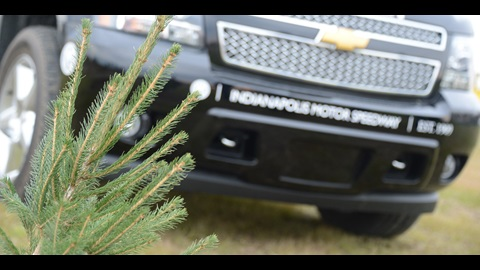IMS, NASCAR Team Up To Battle Emissions WIth Local Tree Planting