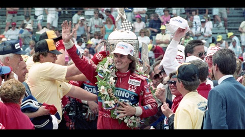 Two-Time Indy 500 Champion Luyendyk Elected To Hall