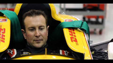Busch Closer To Landing Indy 500 Ride