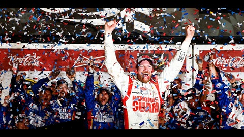 JR. Achieves Second Daytona 500 Victory