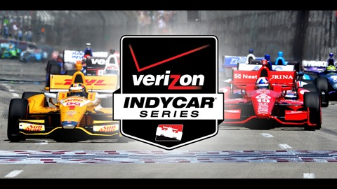 Verizon Official Title Sponsor of IndyCar Series