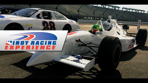 Indy Racing Experience Victory Laps Now Available Daily at IMS