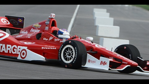 Dixon On Top As Grand Prix of Indianapolis Test Concludes