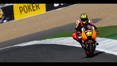 A. Espargaro Fastest Overall As Jerez Gets Underway