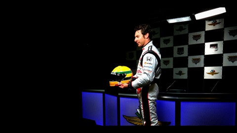 Pagenaud's '500' Helmet to Honor Senna